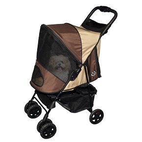 Fashionable and Functional Dog, Pet Strollers.