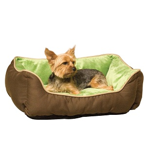 K H Lounge Sleeper Self Warming Pet Bed for your dog.