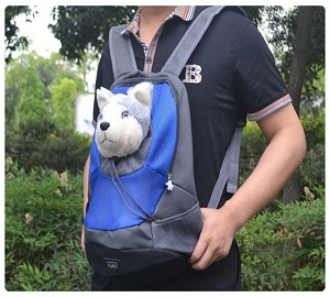 Pet Dog Head Out Carrier Travel Bag